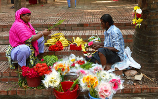The day of flower sellers.