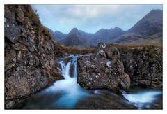 (Light Magnetic) Tags: isleofskye waterfall glenbrittle fairypools landscape river scotland uk mountain