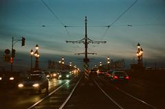 White nights in St. Petersburg (ollazarev) Tags: night minolta7s kodak500t expired