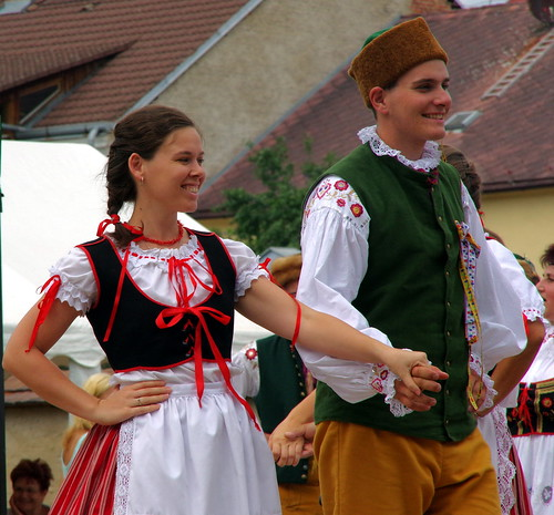 21.7.18 Jindrichuv Hradec 4 Folklore Festival in the Garden 017