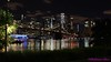 DUMBO Life (Robinson Baez) Tags: brooklyn nyc newyork dark nightlights nighttime f1850mmstm canont3ieosrebel noflash night water manhattan brooklynbridge manhattanbridge brooklynbridgepark dumbo