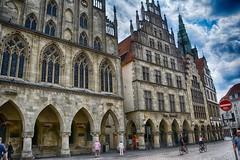 Münster 2018 (22_Juli)_0526b (inextremo96) Tags: münster botanischergarten muenster westfalen widertäufer lamberti aegidien dom kirche church germany mittelalter darkage kiepenkerl