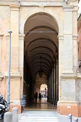Bologna - Palazzo Manzoli Malvasia