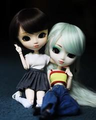 (hauntiing) Tags: pullip pullips doll dolls toy toys pullipnina pullipprunella pullipdoll pullipdolls pullipphotography dollphotography toyphotography