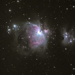 The Great Nebula in Orion From Egham thumbnail