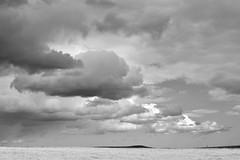 layers (l i v e l t r a) Tags: clouds layers grey formation bw monochrome montana bigskycountry grass 58mm f10 distance ngc
