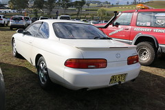 1995 Toyota Soarer Z30 (with Lexus badging) (jeremyg3030) Tags: 1995 lexus sc400 z30 cars japanese toyotasoarer