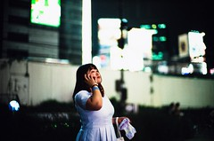 Calling upon... (jaxting) Tags: alacarte leicamp film reversalfilm provia400x fujifilm ishootfilm filmisnotdead jaxting japan 東京 tokyo people street candid noctilux leica