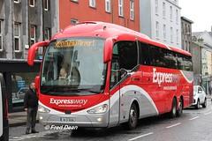 Bus Eireann SE58 (161D16189). (Fred Dean Jnr) Tags: august2018 galway eyresquaregalway buseireann scania irizar i6 triaxle buseireannroutex20 se58 161d16189