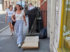 20180806T12-30-49Z-P8060049 (fitzrovialitter) Tags: england fitzrovia gbr geo:lat=5151900000 geo:lon=013671000 geotagged unitedkingdom girl peterfoster fitzrovialitter city camden westminster streets rubbish litter dumping flytipping trash garbage urban street environment london streetphotography documentary authenticstreet reportage photojournalism editorial captureone olympusem1markii mzuiko 1240mmpro microfourthirds mft m43 μ43 μft ultragpslogger geosetter exiftool