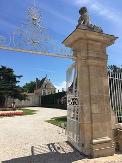 Médoc : Château Beychevelle