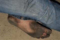 dirty city feet 584 (dirtyfeet6811) Tags: feet foot sole barefoot dirtyfeet dirtyfoot dirtysole blacksole cityfeet