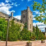 Guelph Ontario - Canada  - Johnston Hall - University of Guelph thumbnail