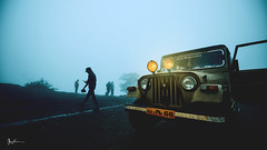 Day Dreams (Robins Mathew Z) Tags: karnataka silhouette travel travelphotography
