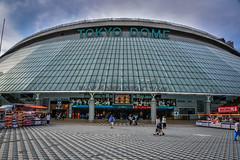 Tokyo Dome - Tokyo Japan (mbell1975) Tags: bunkyōku tōkyōto japan jp tokyo dome yomiuri giants baseball game nippon 日本野球機構 yakyū kikō プロ野球 npb japanese 東京ドーム tōkyō dōmu baseballstadion stadion
