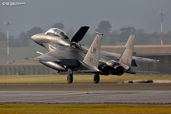 McDonnell Douglas Boeing F15E Strike Eagle 91-0317 (Nigel Blake, 17 MILLION views! Many thanks!) Tags: mcdonnell douglas boeing f15e strike eagle 910317 raflakenheath strikeeagle suffolk usaf usafe