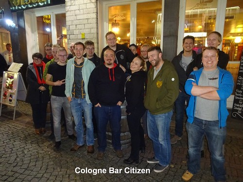 Cologne Bar Citizen Nov 20, 2017