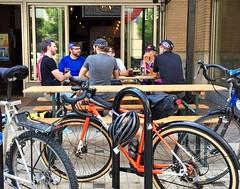 The Gang at Bar Roubaix (Mr.TinDC) Tags: people friends cyclists barroubaix dc washingtondc columbiaheights bike bicycle allcity machomandisc