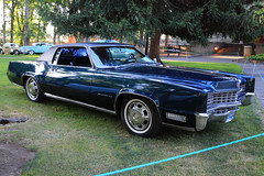 Cadillac Eldorado 1967 1 (johnei) Tags: cadillac eldorado