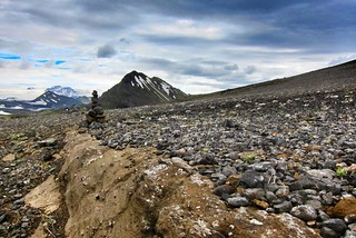 Republic of Iceland - Landscape - Hiking Trail