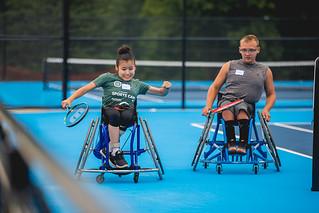 Wheelchair Sports Camp 2018