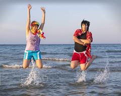_MG_9480 (Mauro Petrolati) Tags: giuliana voltron keith lance rimini comix 2018 cosplay cosplayer sea mare beach spiaggia summer version