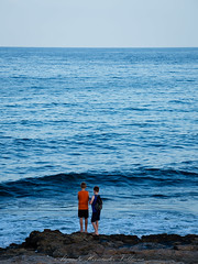 Young Boys at the Coast (Alejandro Hernández Valbuena) Tags: beach boogie boys young active bathing blue board body bodyboard boogieboard boy child coast fun healthy holiday kid male sea