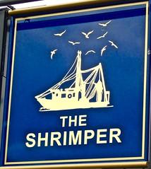 The Shrimper - Marshside, Southport. (garstonian11) Tags: pubs pubsigns marshside merseyside southport realale