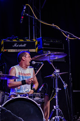 Ghost Of The Avalanche, Cheese & Grain 04-08-2018 21 (Matt_Rayner) Tags: cheesegrainfrome punk concert live ghostoftheavalanche drummer