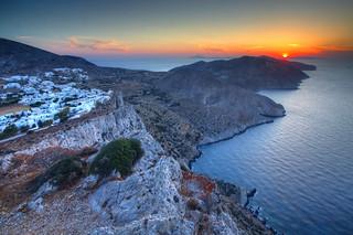 Aegean Dusk
