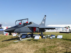 CPX622 Leonardo-Finmeccania M-346FA Master - Leonardo RAF Fairford 14Jul18 (kerrydavidtaylor) Tags: ffd egva riat2015 m346 t346 alenia aermacchi