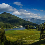 Beautiful Panorama - Hiking near Spitzingsee, Germany thumbnail