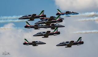 The Italian Air Force