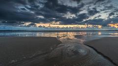 Storm is coming (Wim Boon Fotografie) Tags: wimboon leefilternd06hardgrad canoneos5dmarkiii canonef1635mmf4lisusm wind storm zee visnetten rockanje water