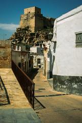 Alcazaba, Almeria, Spain (mpszczolam) Tags: almeria castle spain alcazaba dedust2 espanol