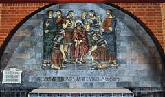 3º misterio doloroso: la coronación de espinas (Santuario Torreciudad) Tags: virgen maria santuario misterio rosario