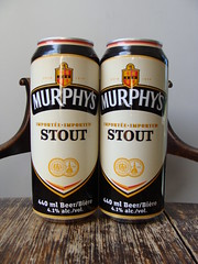 Murphy's Stout (knightbefore_99) Tags: beer pivo cerveza can pair two hops malt tasty drink ireland irish murphys dark stout cork craft