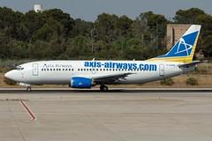 Boeing 737-36E Axis Airways F-GIXM PMI LEPA (Toni Marimon) Tags: boeing 73736e axis airways fgixm pmi lepa 737 733 nikon