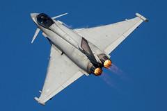 Typhoon (Steve Cooke-SRAviation) Tags: canonstevecooke airplane aeroplane warplanes airshow riat sraviation redarrows totterdown jet riat2018 mig fairford display f16 2015 vulcan