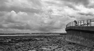 Whitley Bay, St Marys lighthouse. . .