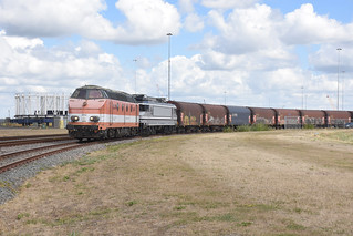 RFO 9802 and 1829 at Houtrakpolder, Amsterdam, August 11, 2018