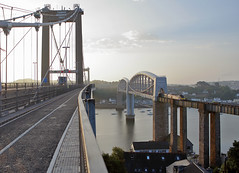 43022 Tamar Bridge (paul45111) Tags: 43022 tamar tamarbridge saltash