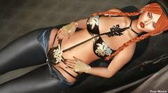 ✺✺ 614 ✺✺ (*Star Girl Fashion*) Tags: codex egozy poses ricielli tibetposes vanillabae akdeluxe equal10 kinkyevent secondlife sl avatar bento event secondlifefashion secondlifephotography photography photographyblog styling meshhair hair