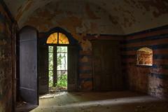 . (bluestardrop - Andrea Mucelli) Tags: urbex abbandono abandonedplace abandonedphotography abandonedcastle castelloabbandonato castello castle luogoabbandonato decay piemonte piedmont italia italy