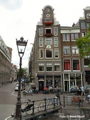 Kloveniersburgwal, 16-8-2014 (kees.stoof) Tags: kloveniersburgwal amsterdam centrum canals grachten coffeeshop rusland