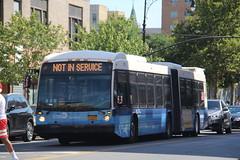 IMG_9728 (GojiMet86) Tags: mta nyc new york city bus buses 2011 lf60102 lfs lfsa 5785 nis not in service melrose avenue 161st street