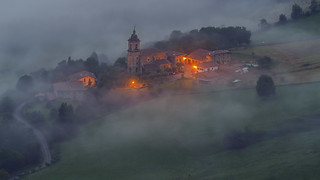 Luces y niebla - Lights & fog