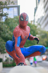 IMG_5252 (Instagram @eye_ofa_panda) Tags: spider spiderman cosplay cosplayphotography cosplayer cosplayphotographer black blackcosplayer marvel marvelcomics marveluniverse marvelhero dragoncon2017 convention boudoir doudoir