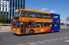 IMGP2298 (Steve Guess) Tags: stagecoach scania omnidekka bus corby northants northamptonshire england gb uk georgestreet