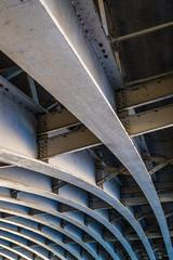 Leeds - Bridge Curve (Andrew Hounslea) Tags: architecture bridge building buildings canon canong7xmarkii england g7x g7xii kingdom leeds markii united unitedkingdom west westyorkshire yorkshire